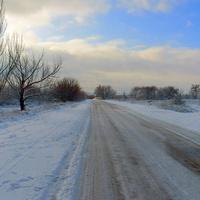 дорога у Старопетровска