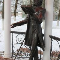 Белгород. Памятник А.С. Пушкину.