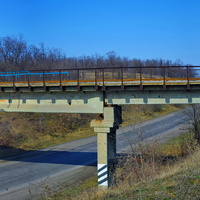 мост на Софиевку