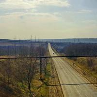 дорога на Старопетровск