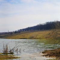 пруд у донецкой трассы