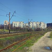 перегон Горловка- Солнечный