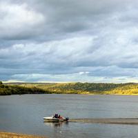 Окрестности (река Вятка) села Петропавловск (Ишлык) Советского района Кировской области