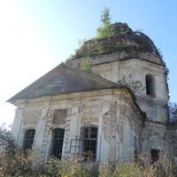 Борзыни, храм Спаса Нерукотворного