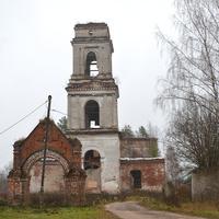 Ильгощи, церковь Покрова Богородицы