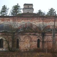 Ильгощи, церковь Покрова Богородицы, алтарь