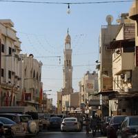 Манама. Баб эль-Бахрейн Авеню.
