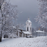 Церковь Георгия Победоносца c колокольней и трапезной