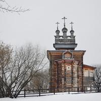 Деревянная церковь Георгия Победоносца