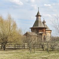 Башня Николо-Корельского монастыря и башня Сумского острога (Моховая)