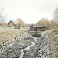 Водяная мельница на реке Жуже