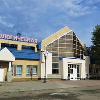 Вокзал станции Геологическая