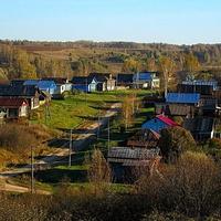 деревня Щедрино
