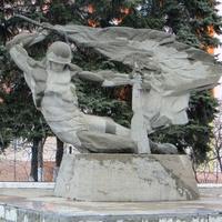 """Памятник """"Подвиг"""""""