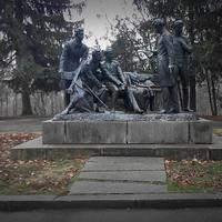 Пам'ятник Декабристам.