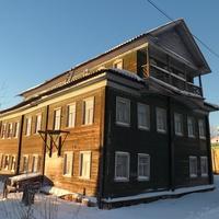 Деревня Сия, Архангельская область, Холмогорский район, дом Доронина