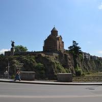Памятник Вахтангу Горгасали .