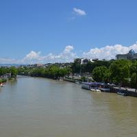 Река Кура.