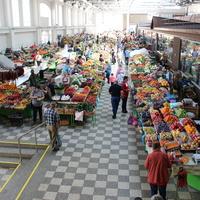 Центральный рынок.