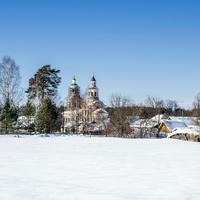 Село Зашижемье Советского района Кировской области