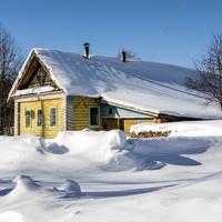 Дом в с. селе Зашижемье Советского района Кировской области