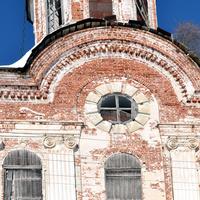 Преображенская церковь села Зашижемье Советского района Кировской области