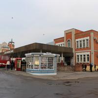 Лиски. Автовокзал.