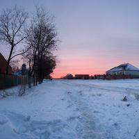улица Пастухова, старая церковь