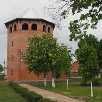 Башня музея в Лисках