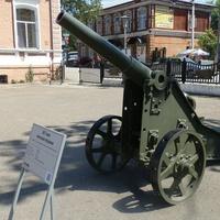 87-мм лёгкая пушка