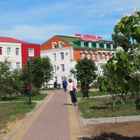 Сквер студенческий