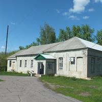 Здание бывшей земской школы
