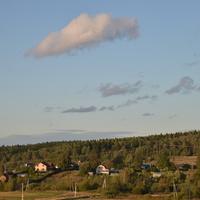 Деревня Костромино, сентябрь 2017 года