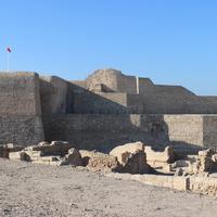 Манама. Форт-музей Калат-аль-Бахрейн.