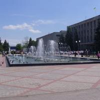 Центр міста.