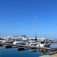 Сочинский морской порт. Мелководный причал