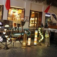 Рынок Баб эль-Бахрейн.