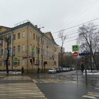 Северный корпус городской усадьбы, Малый Саввинский переулок
