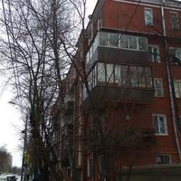 Жилой дом 1929 года на Погодинской улице