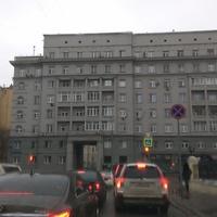Жилой дом 1938 года на Большой Пироговской улицы