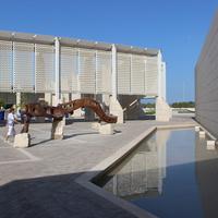 В Национальном музее Бахрейна.