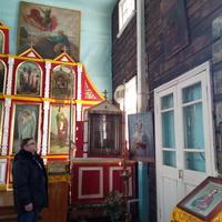 Храм Ильи Пророка после ремонта 2019. Храму более 104 лет.