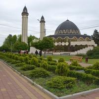 Республиканская соборная мечеть.