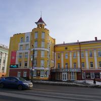 Улица Дзержинского.Театр Кукол...