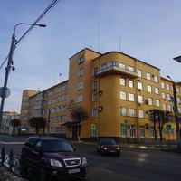 Улица Дзержинского.