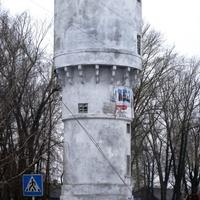 Водонапорная башня
