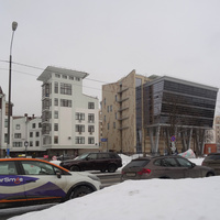 Крестовский проспект