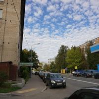 Ягодная улица