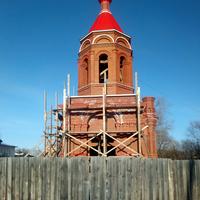 Церковь Пантелеимона Целителя. 2019 год