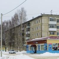 Ивдель-4. Улица Химиков